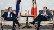 Dodik i De Kardona o projektima u hidroenergetici