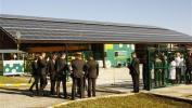 Otvorena fotonaponska elektrana u Rafineriji ulja Modriča