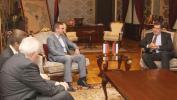 Dodik i Kravčenko o poslovanju NIS-a na tržištu Srpske