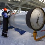 FILE UKRAINE RUSSIA ECONOMY GAS DISPUTE