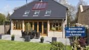 Eko kuća: Proizvodi struju, zagrijava kuću i skuplja kišnicu