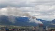 TE Gacko: Povećana emisija prašine