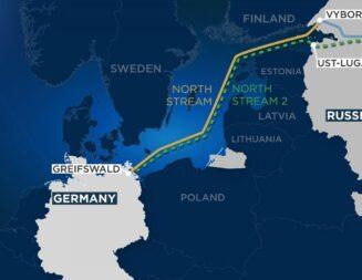 Rusi i Nijemci nastavljaju graditi Sjeverni tok 2